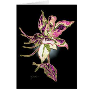 Beautiful Flower n9 Card