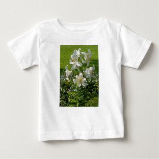 Beautiful Flower Print Baby T-Shirt