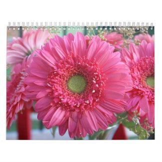 Beautiful Flowers 2012 Calendar