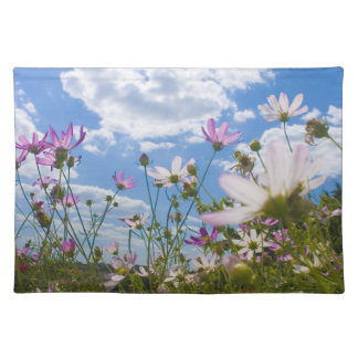 beautiful flowers American MoJo Placemats