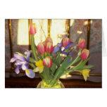Beautiful flowers cards