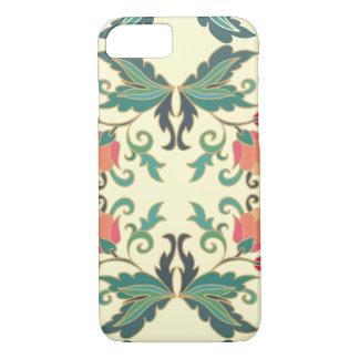 Beautiful Flowers Design Iphone Case