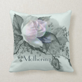 Beautiful Flowers for Mother's Day Throw Pillow