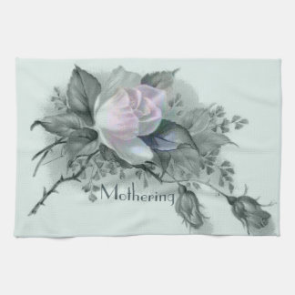 Beautiful Flowers for Mother's Day Towel