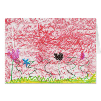 Beautiful Flowers Greeting Cards
