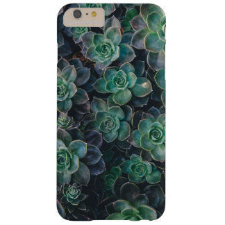 Beautiful Flowers in mud Barely There iPhone 6 Plus Case