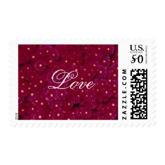 Beautiful Flowers Love 13med Postage
