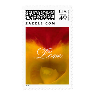 Beautiful Flowers Love 21med Stamps