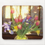 Beautiful Flowers Mouse Mats