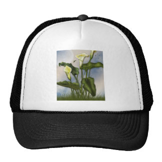 Beautiful Flowers Trucker Hat