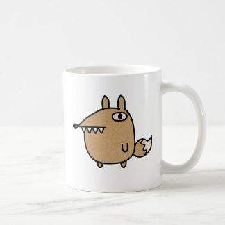 Beautiful Fox Classic White Coffee Mug