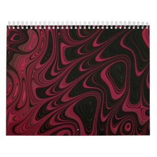 Beautiful Fractal Art Calendar