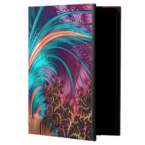 Beautiful Fractal Feather Design Powis iPad Air 2 Case