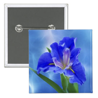 Beautiful fractal iris and its meaning pin