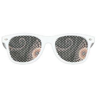 Beautiful Fractal Swirls Art Decor Wayfarer Sunglasses