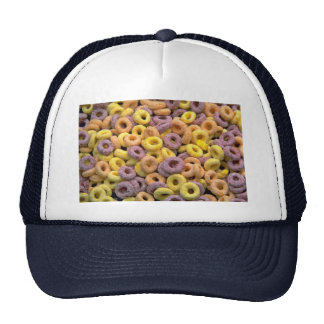 Beautiful Fruit-flavored oats Hat