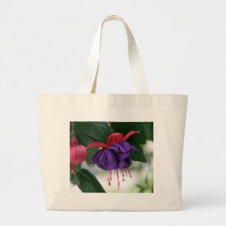 Beautiful Fuchsia Large Tote Bag