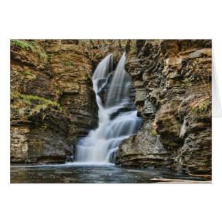 Beautiful Fulmer Falls Card