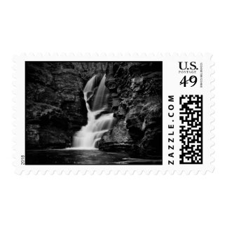 Beautiful Fulmer Falls Postage