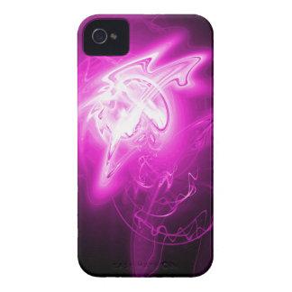 Beautiful Fushcia Energy iPhone 4 Cover