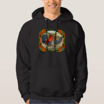 Beautiful Game Fowl Hoodie
