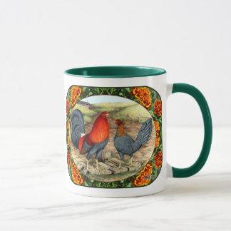 Beautiful Game Fowl Mug