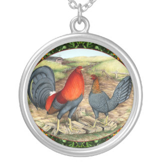 Beautiful Game Fowl Necklaces