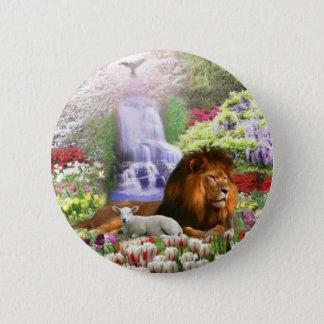 Beautiful Garden Button