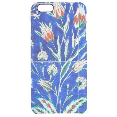 Beautiful garden clear iPhone 6 plus case