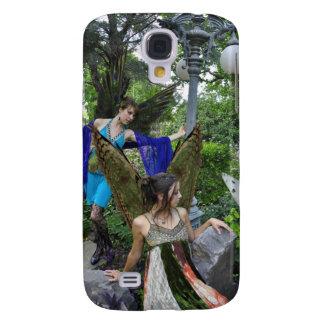 Beautiful Garden Fairies Galaxy S4 Covers