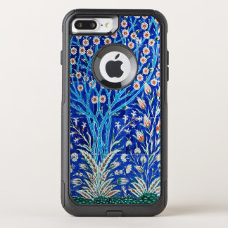 Beautiful garden OtterBox commuter iPhone 8 plus/7 plus case