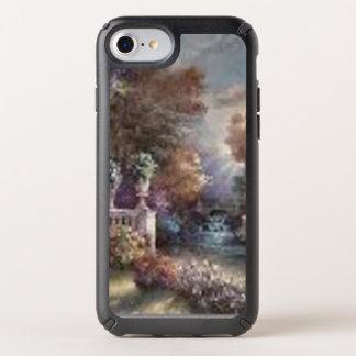 Beautiful Garden Scene Speck iPhone Case
