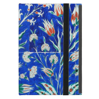 Beautiful garden (tulips) cover for iPad mini
