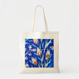 Beautiful garden (tulips) tote bag