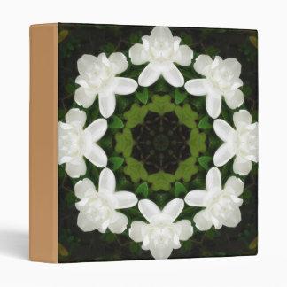Beautiful Gardenia 5 Kaleidoscope 4 Binder