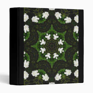 Beautiful Gardenia 5 Kaleidoscope 8 Binders