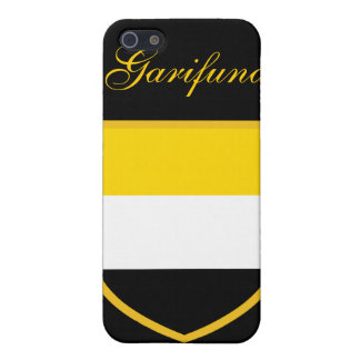 Beautiful Garifuna Flag Case For iPhone SE/5/5s