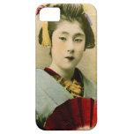 Beautiful Geisha iPhone 5 Cases
