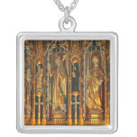 Beautiful Gold Alter Necklace