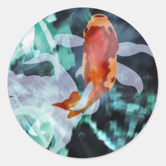 Beautiful Goldfish Sticker