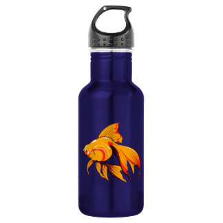 Beautiful Goldfish Water Bottle