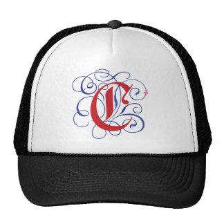 Beautiful Gothic C Trucker Hat