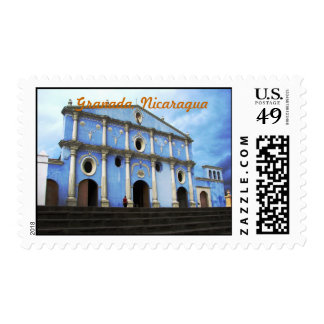 Beautiful Granada Postage