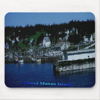 Beautiful grand-manan-island mousepad