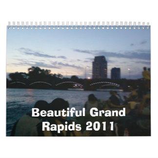 Beautiful Grand Rapids 2011 Calendar