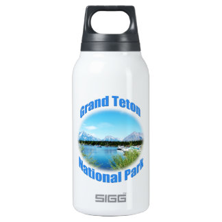 Beautiful Grand Teton National Park photography Insulated Water Bottle