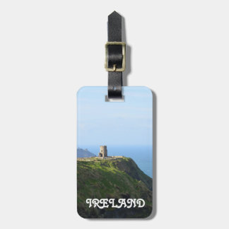 Beautiful Green Cliffs of Moher Bag Tag