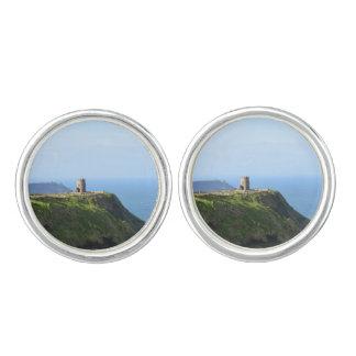 Beautiful Green Cliffs of Moher Cufflinks