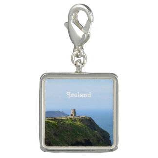 Beautiful Green Cliffs of Moher Photo Charm