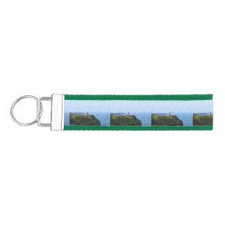 Beautiful Green Cliffs of Moher Wrist Keychain
